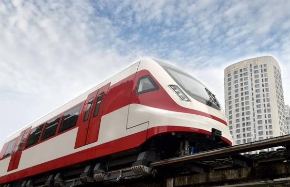 我国新型磁浮列车试验成功,时速超160公里