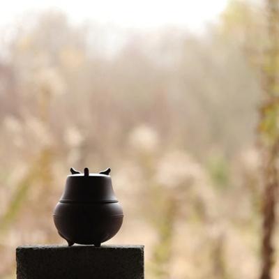 汉镂茶叶罐  HQ228-P