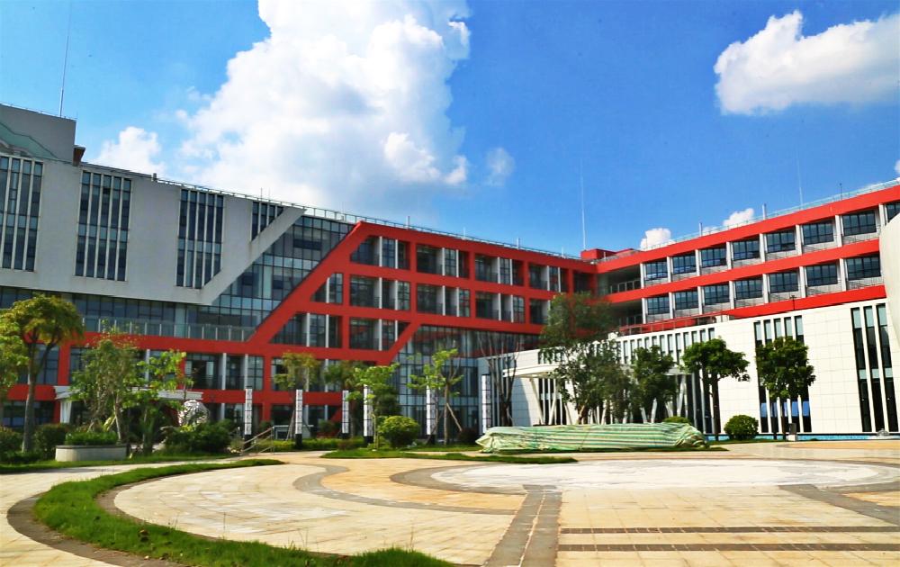 广州环境监测与预警中心照明体验