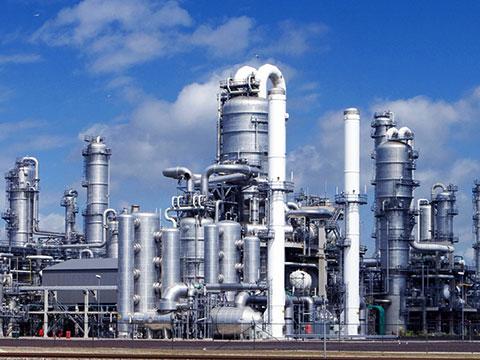 石油化工領域重防腐防護
