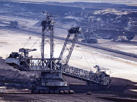 矿山设备工程领域防腐耐磨防护
