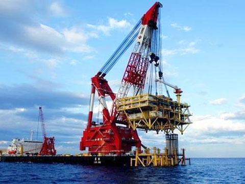 海洋工程领域重防腐防护